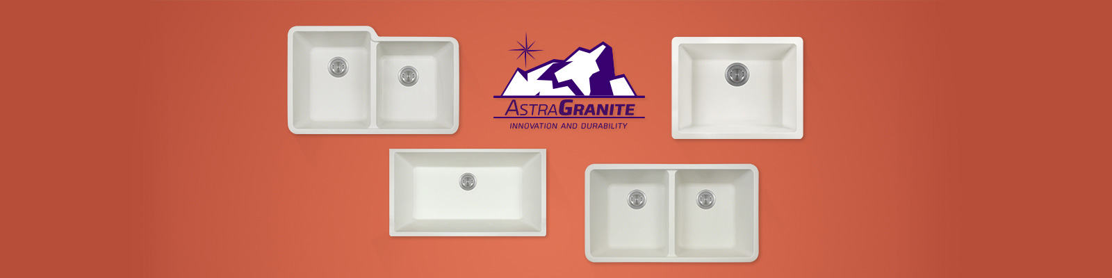Known As AstraGranite, These Durable, Quiet, And Stain Resistant Sinks Are  Made Of A Granite Composite, And Are A Proud Addition To The Polaris  Portfolio.